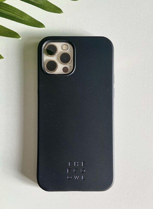 Biodegradable iPhone case - Black